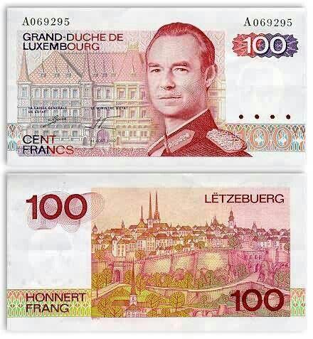 geld in luxemburg