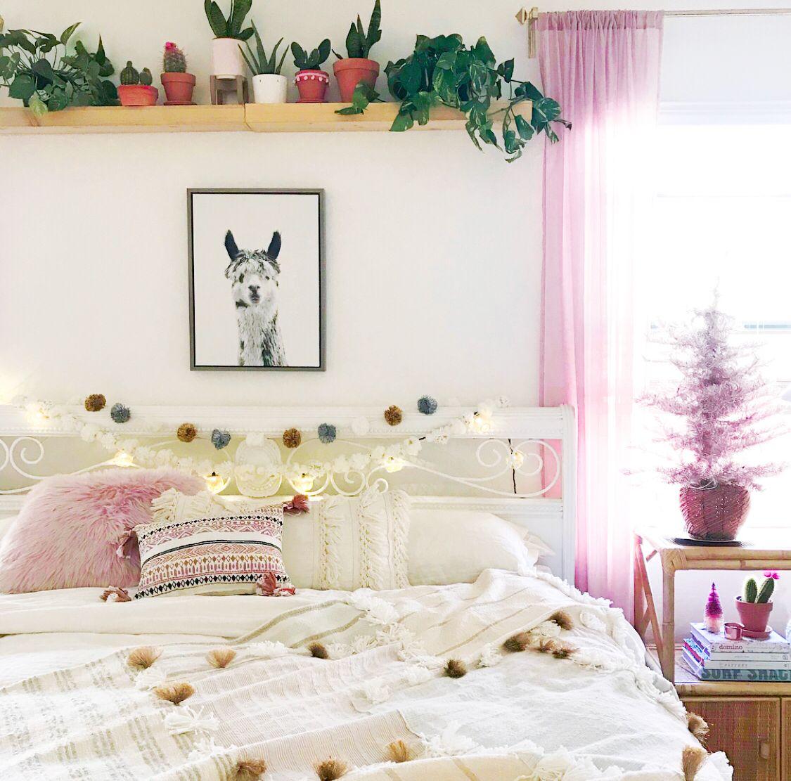Master bedroom suite decor  Christmas decor bedroom  Master bedroom  Pinterest  Bedrooms and