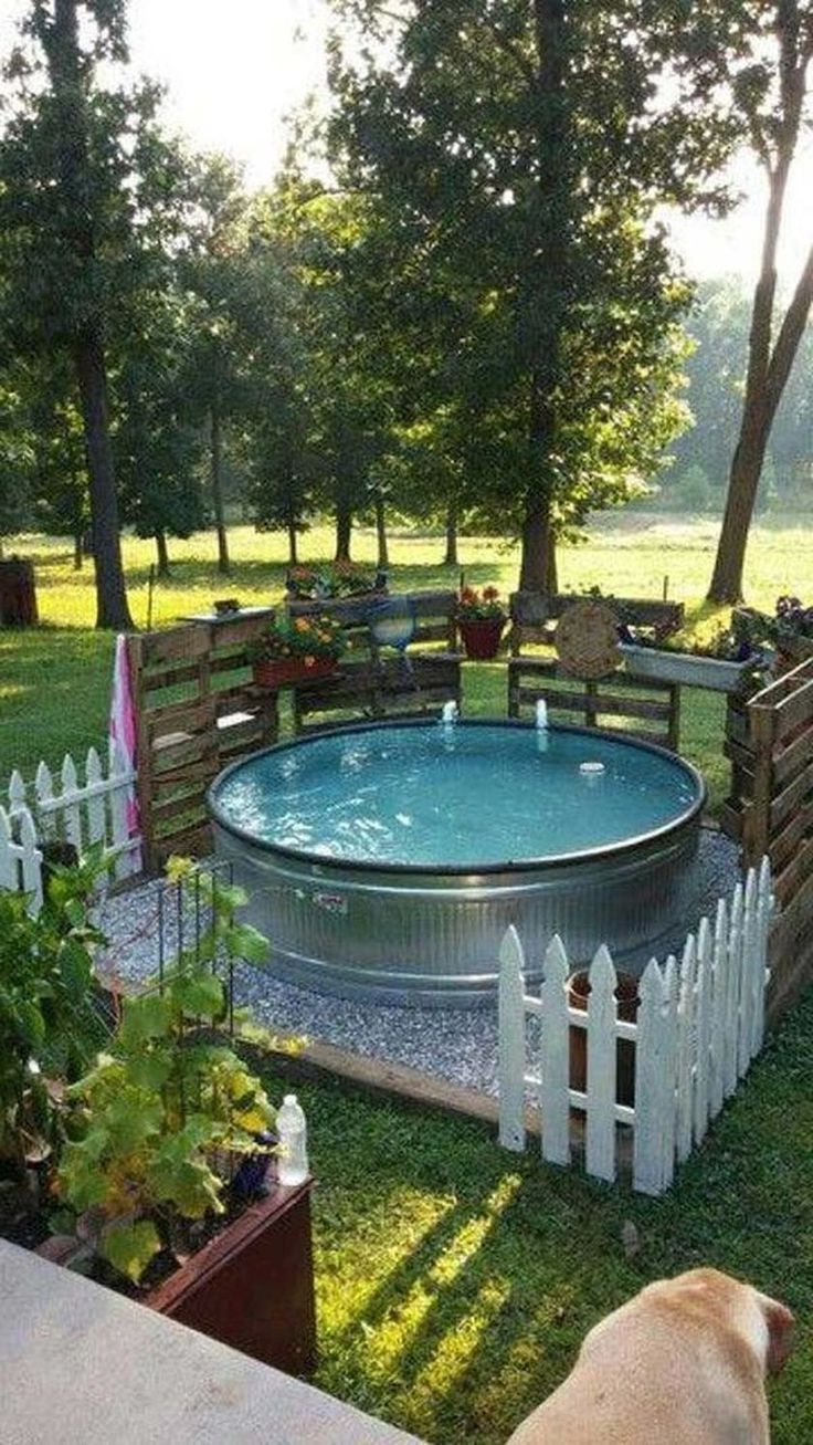 CoolBrilliant 17 Small Pool Ideas for Cheap Price...,  #cheapPoolIdeas #Didnt #Pool #Small