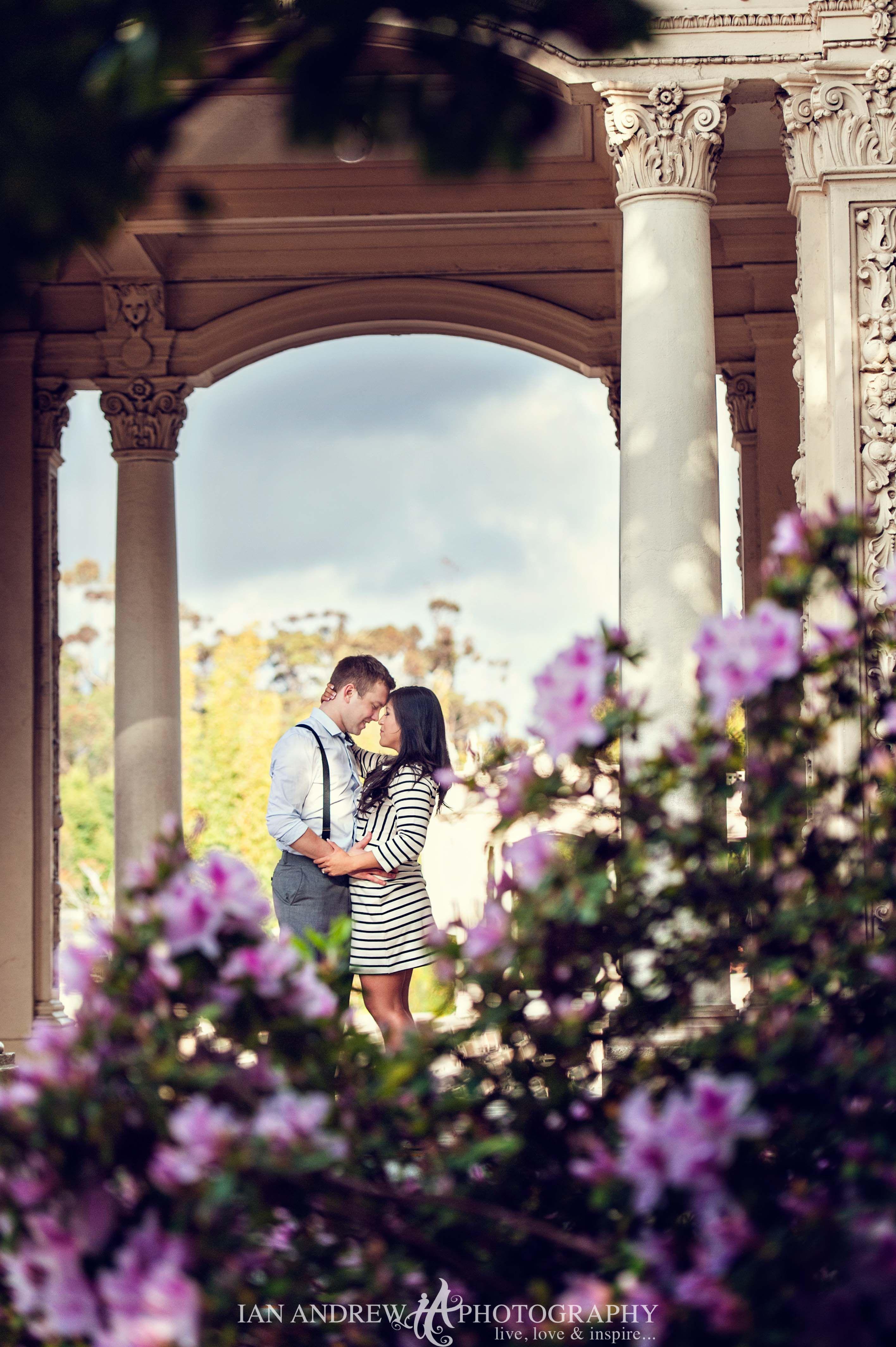 Balboa Park Engagement Photos   Fotos❤   Pinterest   Fotografía ...