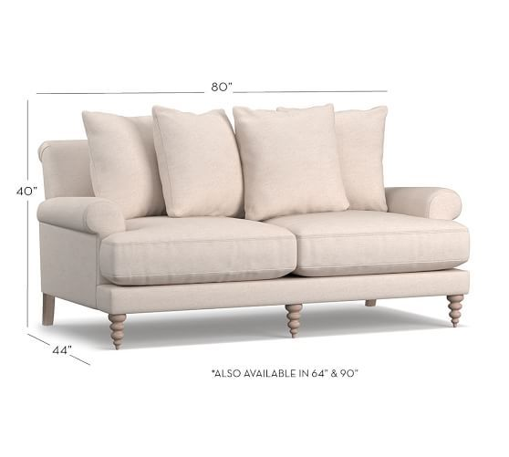 Groovy Amalie Upholstered Sofa Pottery Barn Sofa Upholstered Ocoug Best Dining Table And Chair Ideas Images Ocougorg