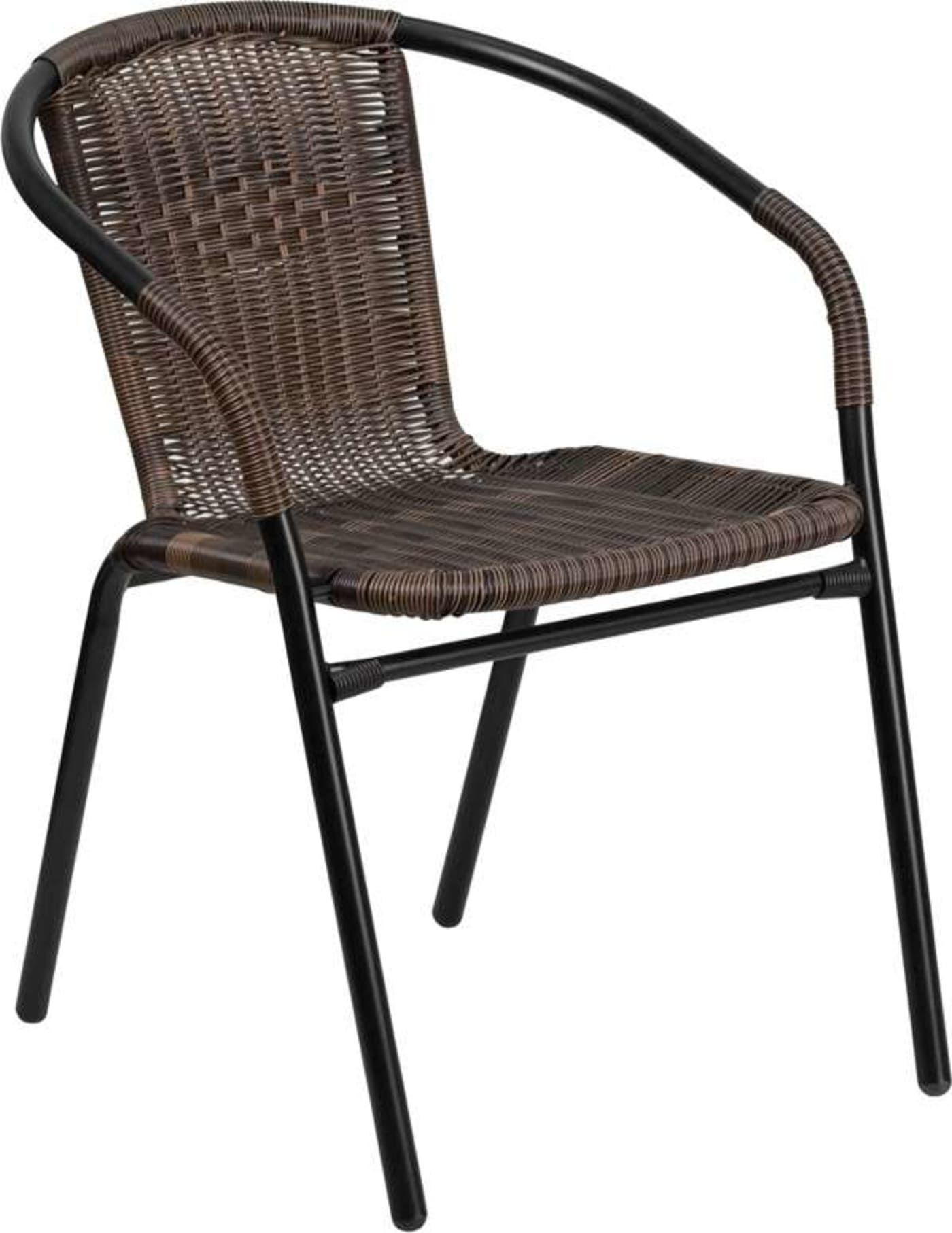 Fla Tlh 037 Dk Bn Gg Outdoor Stacking Chairs Indoor Outdoor Chair Chair