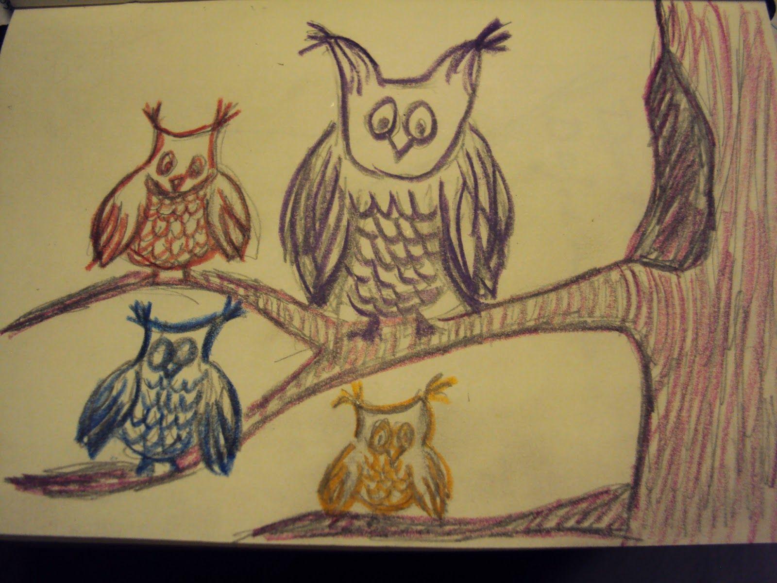 3 Çirkin Baykuş