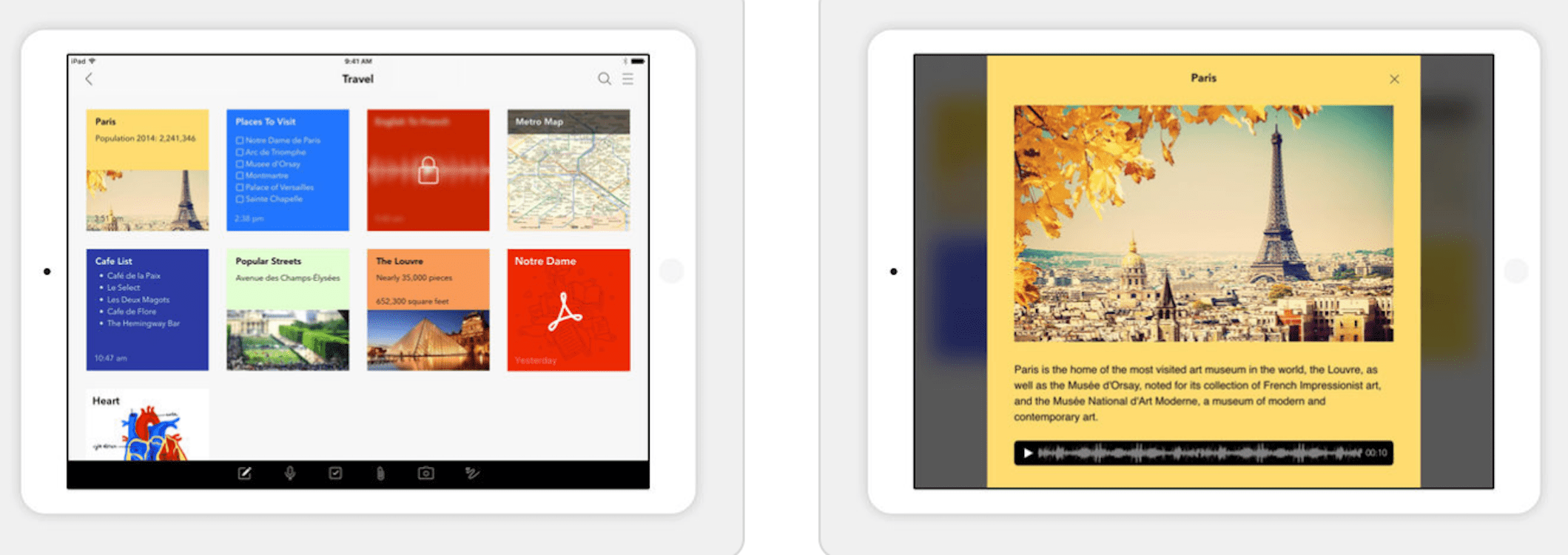 The 12 Best Be awareHaving Apps for iPad and iPad Pro