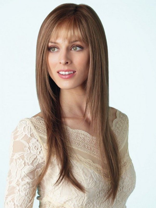 how to actually cut bangs see through