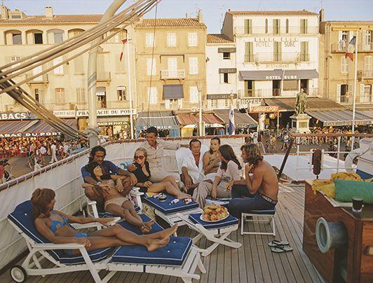 Https Www Mrporter Com Mrporter Content Journal 070814 Thereport Articleimage2 Jpg Slim Aarons Slim Aarons Photography St Tropez