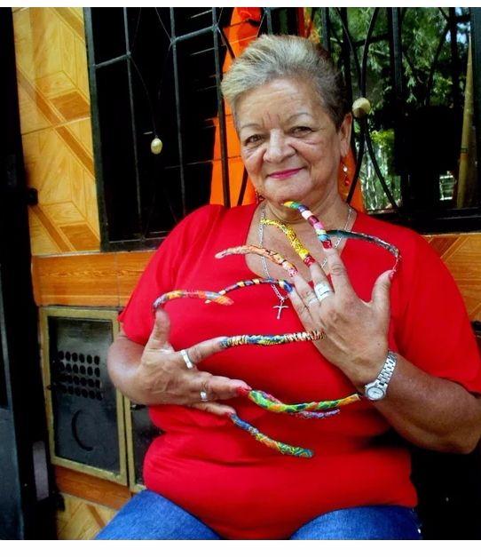 Older colombian women
