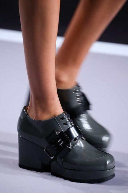 shoes @ Viktor & Rolf Fall 2014