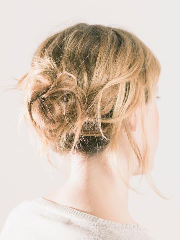 Darum Solltest Du Eine Nacht Frisur Tragen Wunderweib Frisuren Uber Nacht Faule Haare Haar Styling