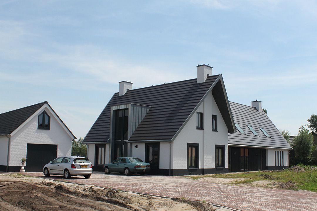 Tweekapper te zeeland van hooft architecten andere for Huizen architectuur