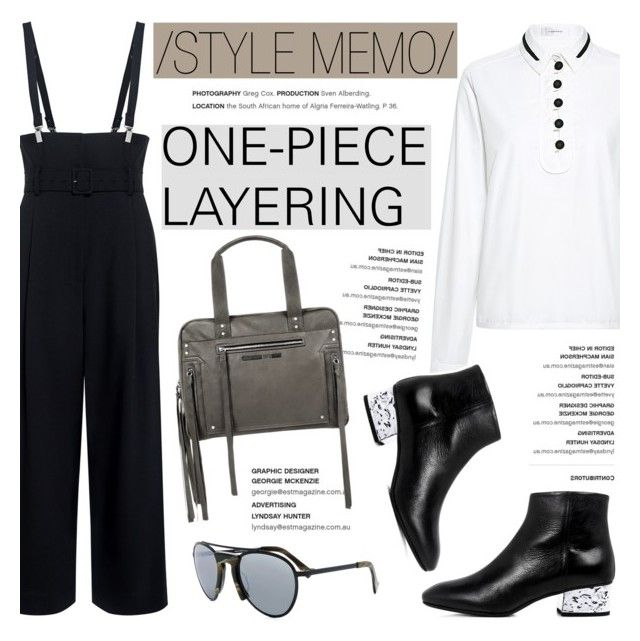 Style memo ONE-PIECE LAYERING - formal memo