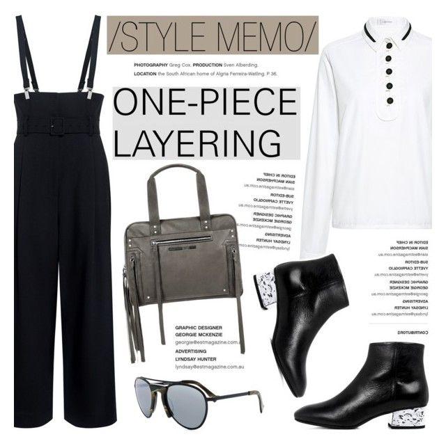 Style memo ONE-PIECE LAYERING - formal memo
