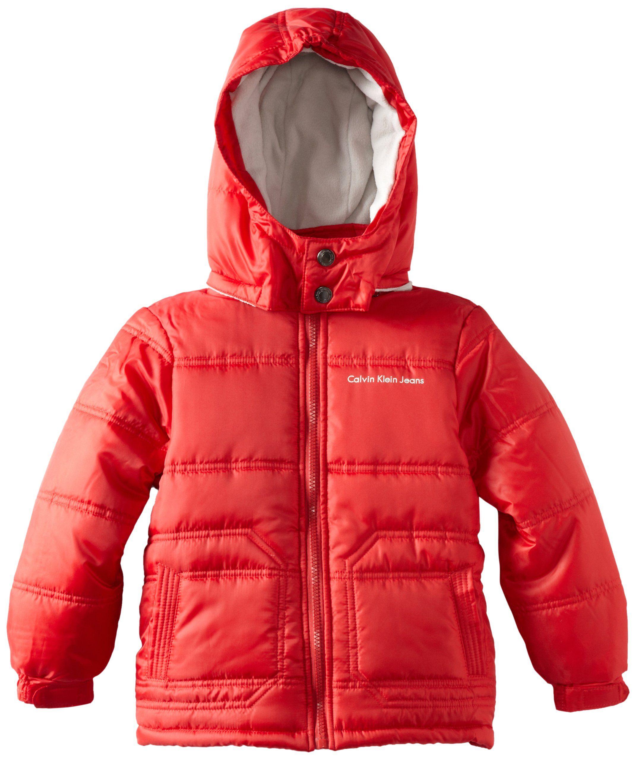 Amazon Com Calvin Klein Little Boys Bubble Jacket Down Alternative Outerwear Coats Clothing Jackets Calvin Klein Calvin [ 2560 x 2142 Pixel ]