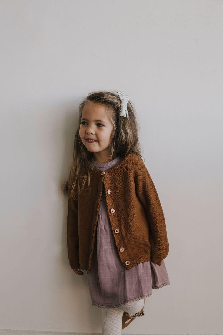 Photo of Simple Cardigan – Bronze – #Bronze #Cardigan #girl #simple