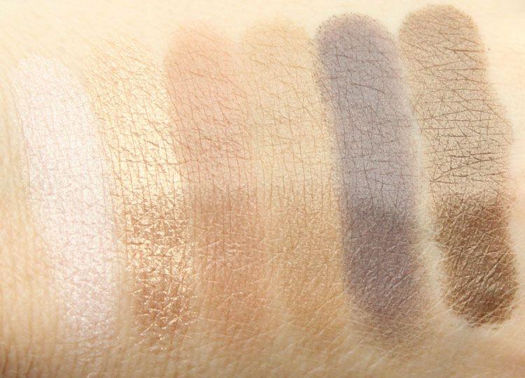 61d2c52ce9f15 Milani Bella Eyes Gel Powder Eyeshadow Swatches and Review Gel Eyeshadow