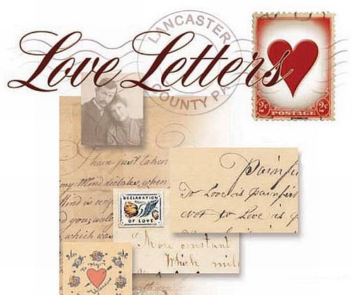 LOVE LETTERS | The Nest | Romantic love letters, Father's