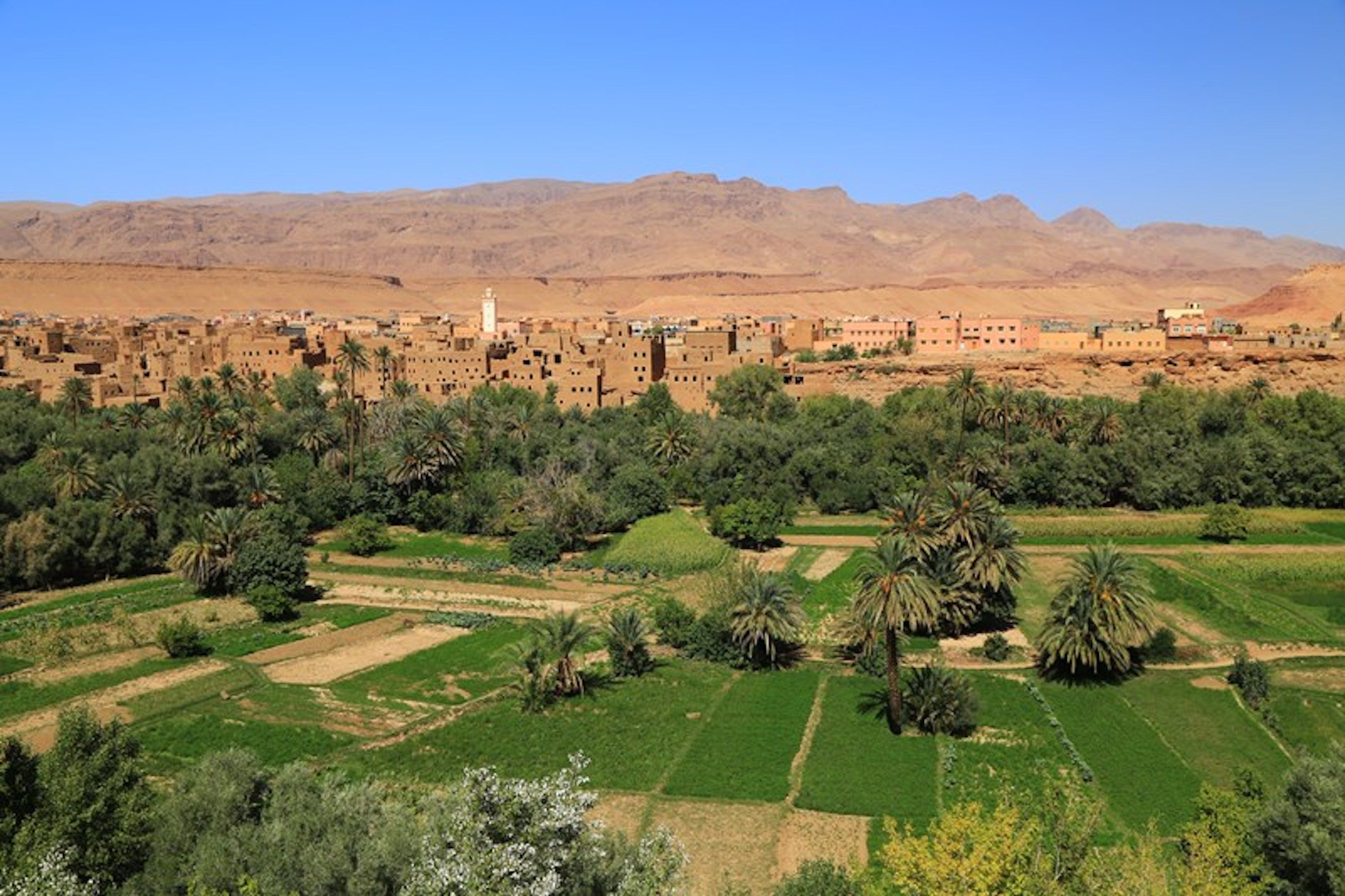 'Dades Gorge'  Ouarzazate by haydn