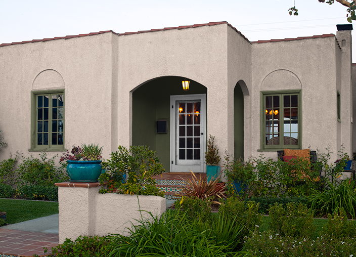 This is the project I created on Behr.com. I used these colors: ADOBE SAND(N240-2),SERENE BREEZE(M440-2),PAPER HEART(M210-2),BILLIARD GREEN(M420-7),AUTUMN BLUSH(S220-1),GLOBAL GREEN(S380-7),CAPPUCCINO FROTH(N210-2),