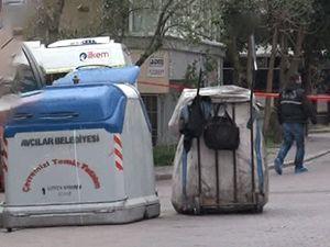 Avcılar Çiğdem Caddesi'nde korkutan patlama