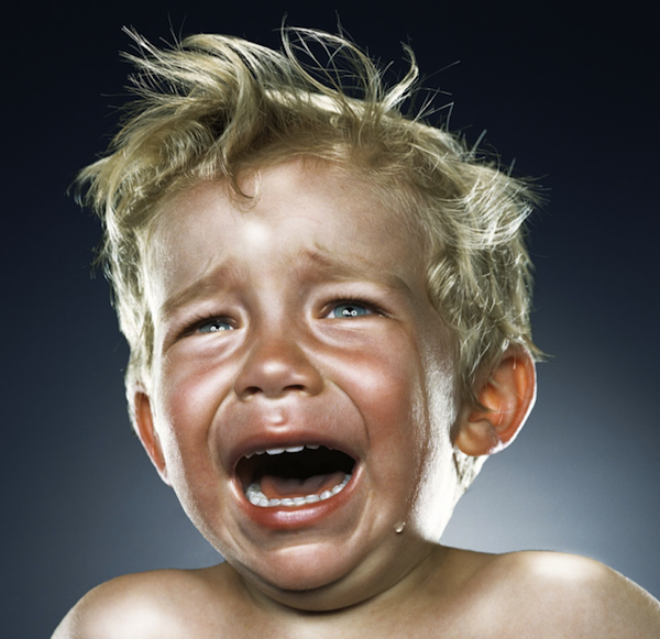 Photographer Captures Intense Emotions By Literally Taking Candy From Kids - DesignTAXI.com