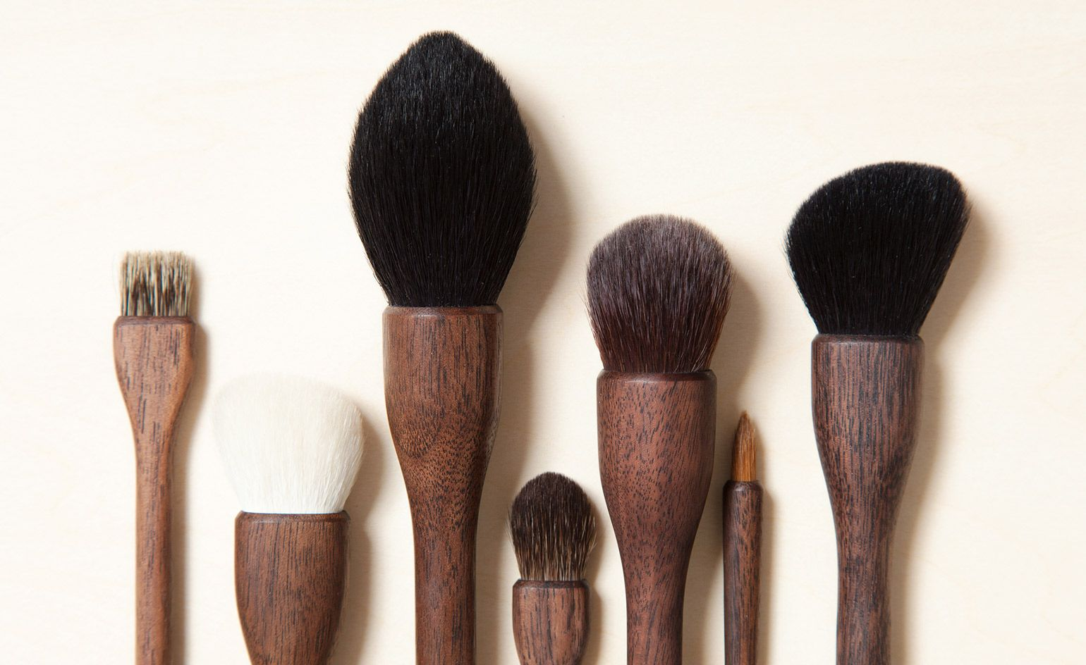Japanese brand Shaquda is on a role with range of brushes | Wallpaper*