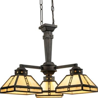 Arts And Crafts Style Artwork Arts And Crafts Style Lantern With Hammered Copper And Art Glass Craftsman Decor Craftsman Lighting Stained Glass Lamps