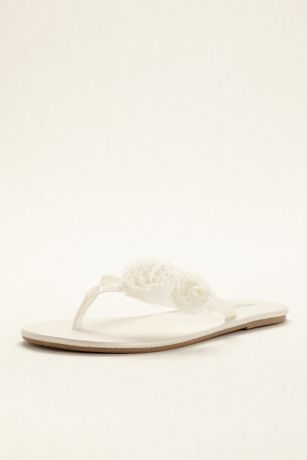 2eb2c279ccc39d This versatile and comfortable flip flop is perfect for any of your bridal  events! Zoey