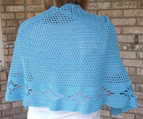 Easy Crochet Prayer Shawl My Jmsq Qunique Patterns Created