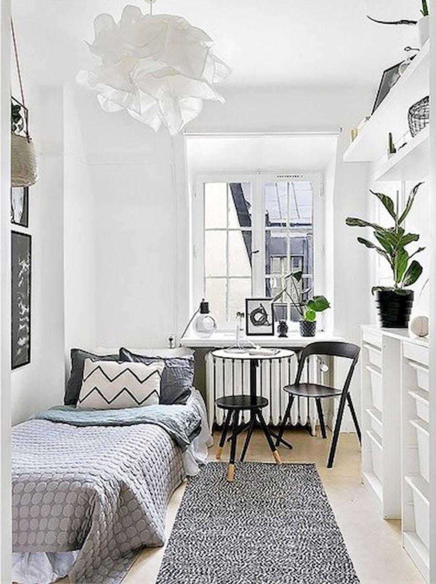Small Dorm Room: 40 Beautiful Minimalist Dorm Room Decor Ideas On A Budget