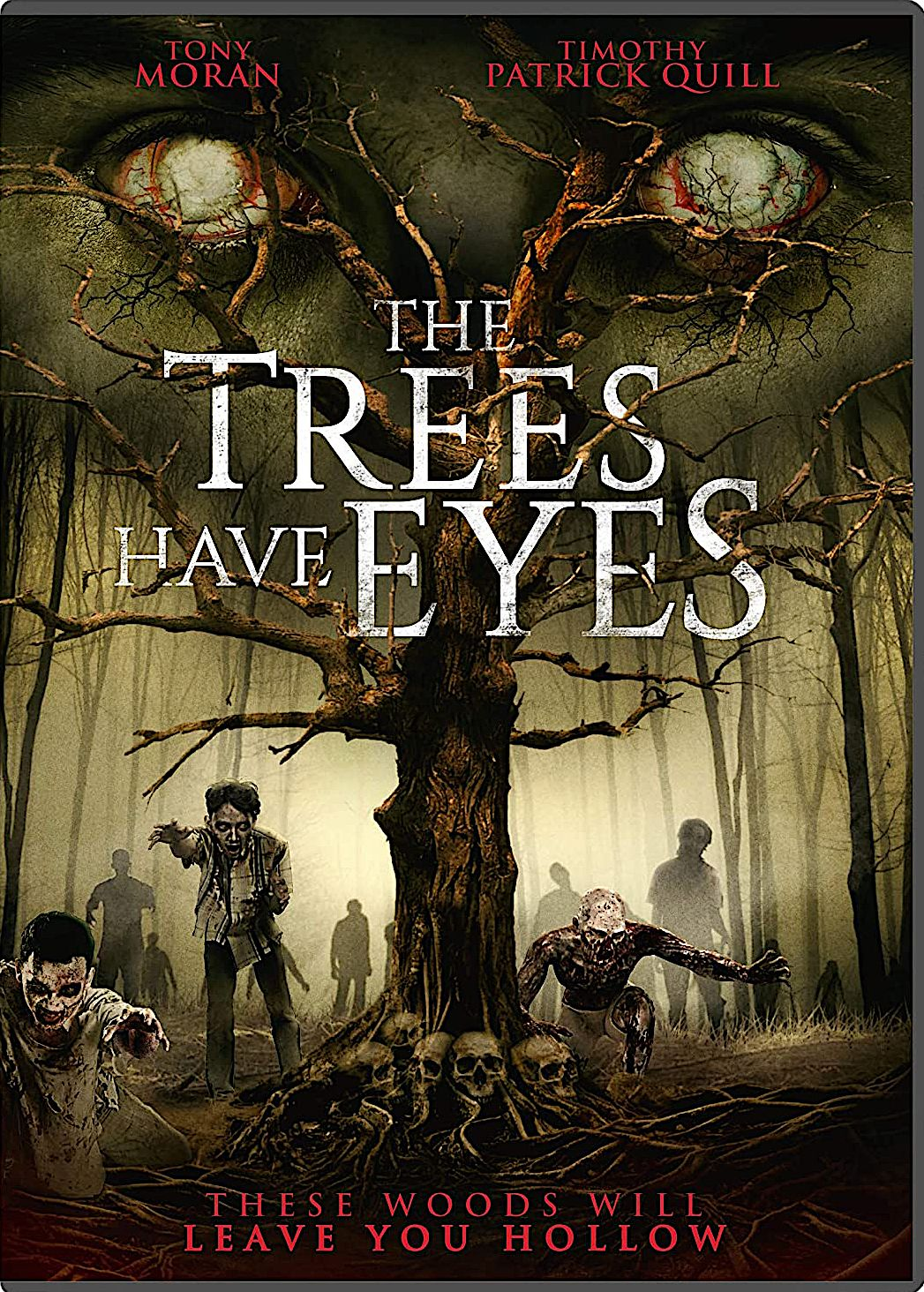 The Trees Have Eyes Dvd Itn Upcoming Horror Movies Eye Movie Scary Movies