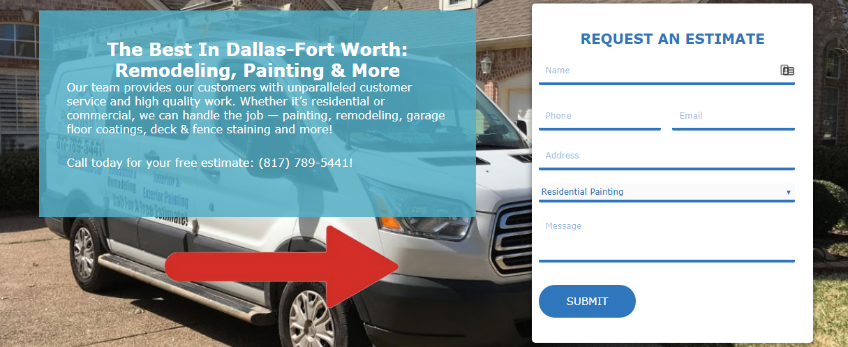 Remodeling Contractor Dallas-Fort Worth | Pro Brush ...