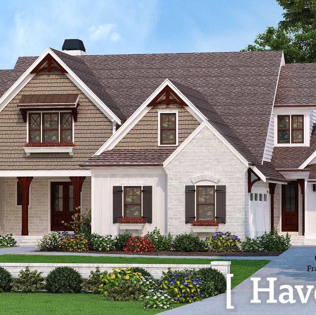 Frank Betz Associates Inc On Instagram We Are Happy To Introduce The Newest Plan In Our Frank Betz Portfolio The Ha Modern Farmhouse Frank Betz House Styles