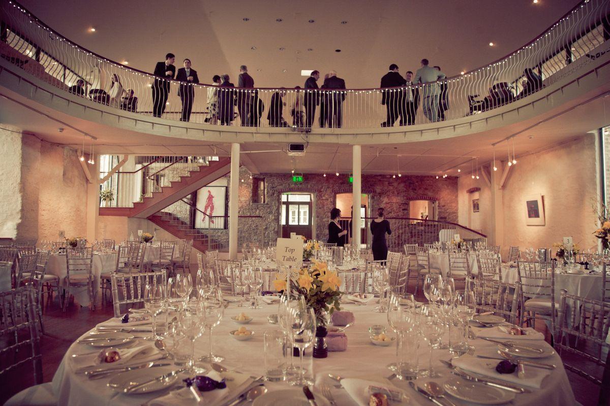 Wedding venue decoration ideas  Gallery Of Wedding Photos  The Grain Store At Ballymaloe  G  J