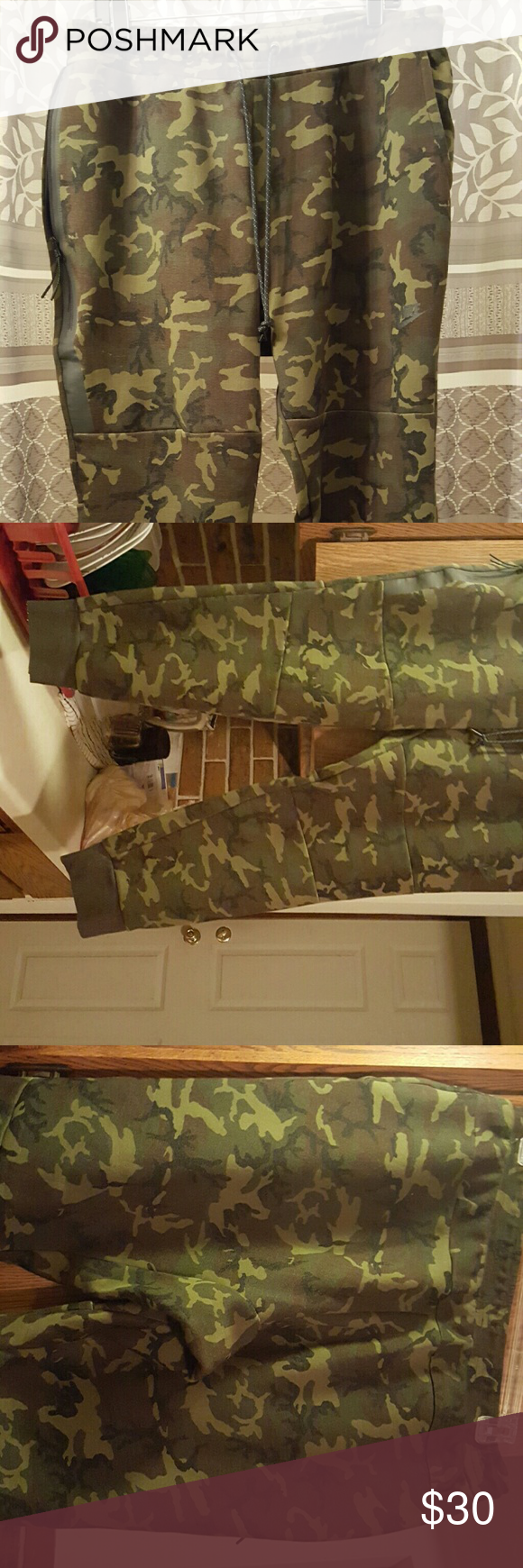Mens jogger/sweats Army look Nike Other