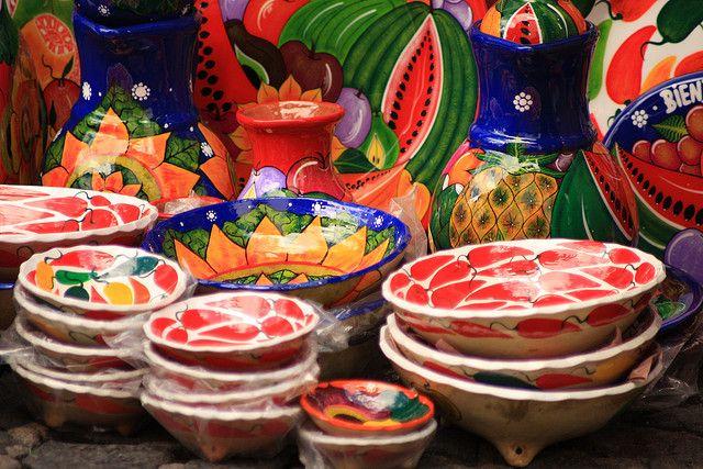 Artesania Taxco Mexico.