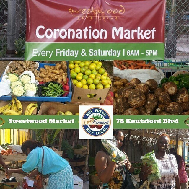 Support Jamaica eat fresh and save money! Coronation Market vendors are at Sweetwood Market in New Kingston Fri and Sat! We also have a special outpost of Aunt Merl's Fish Place from Hellshire. Dine in or take out. 78 Knutsford Blvd.  906-4854. Good vibes are FREE  #Jamaica #Kingston #irie #plantbased #organic #jamaicanfood #Jamaicanfish #visitjamaica #CoronationMarket #NewKingston by sweetwoodmarket