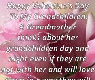 happy valentines day to my grandchildren