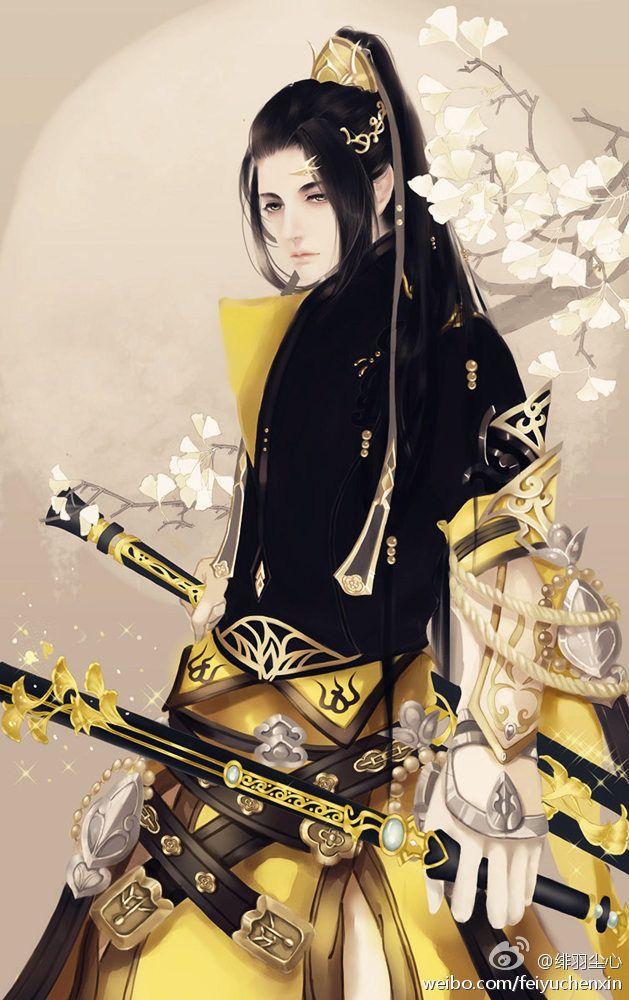 Mỹ nam cổ trang Mỹ nam cổ trang (Ancient chinese boy