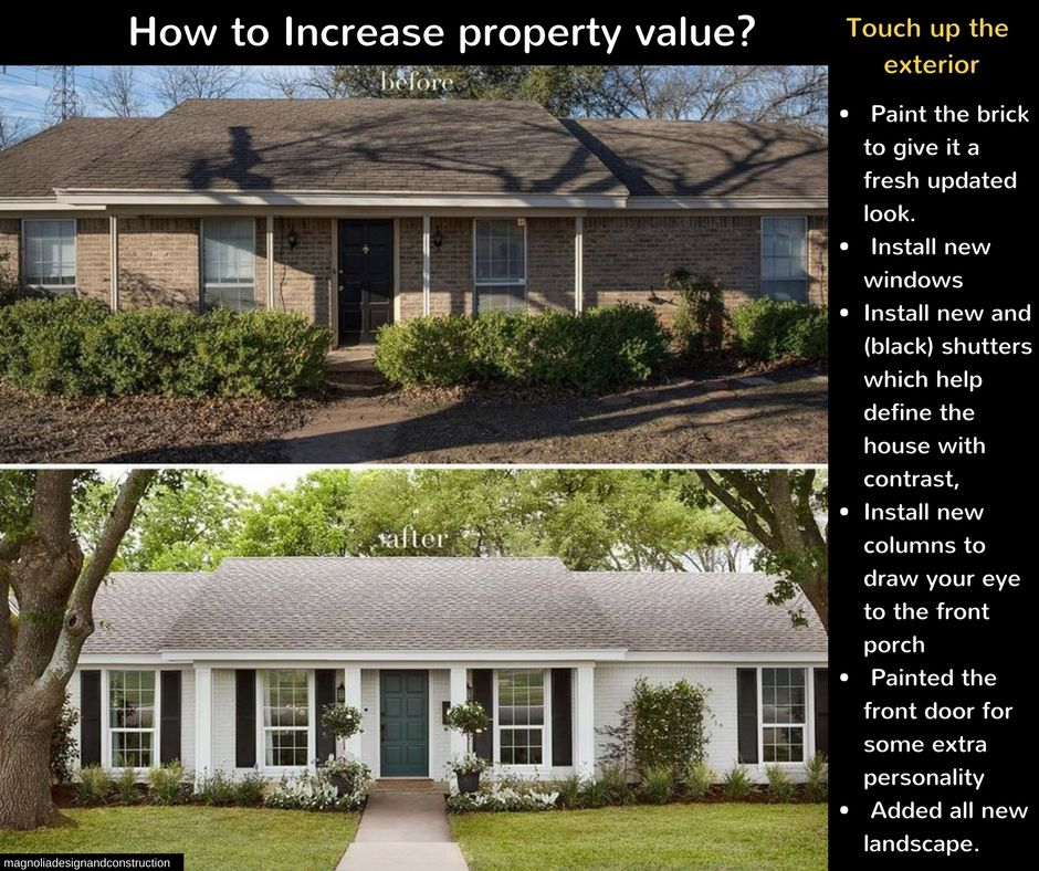 Want To Know How Increase Your Property Value And Give