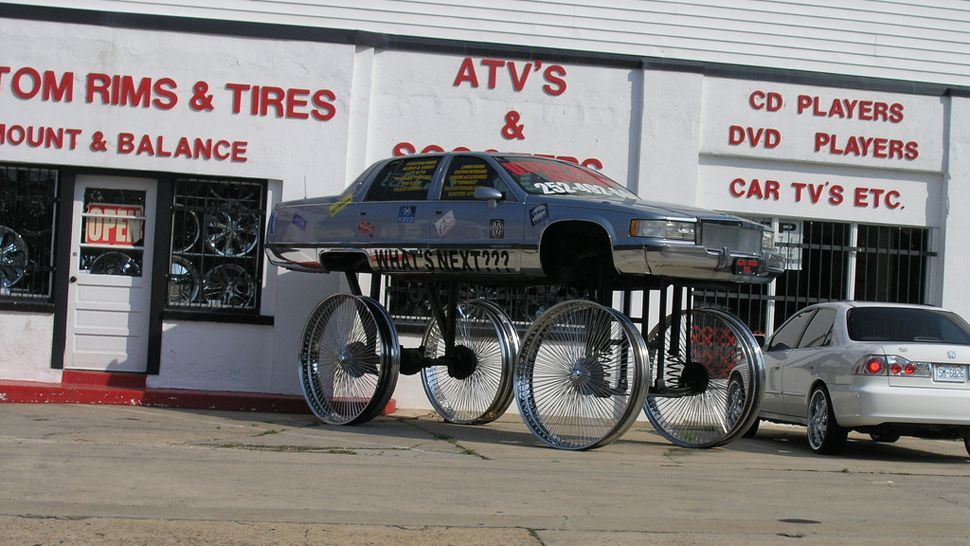 Your Guide To The World S Most Hated Car Culture Donks Car Mods