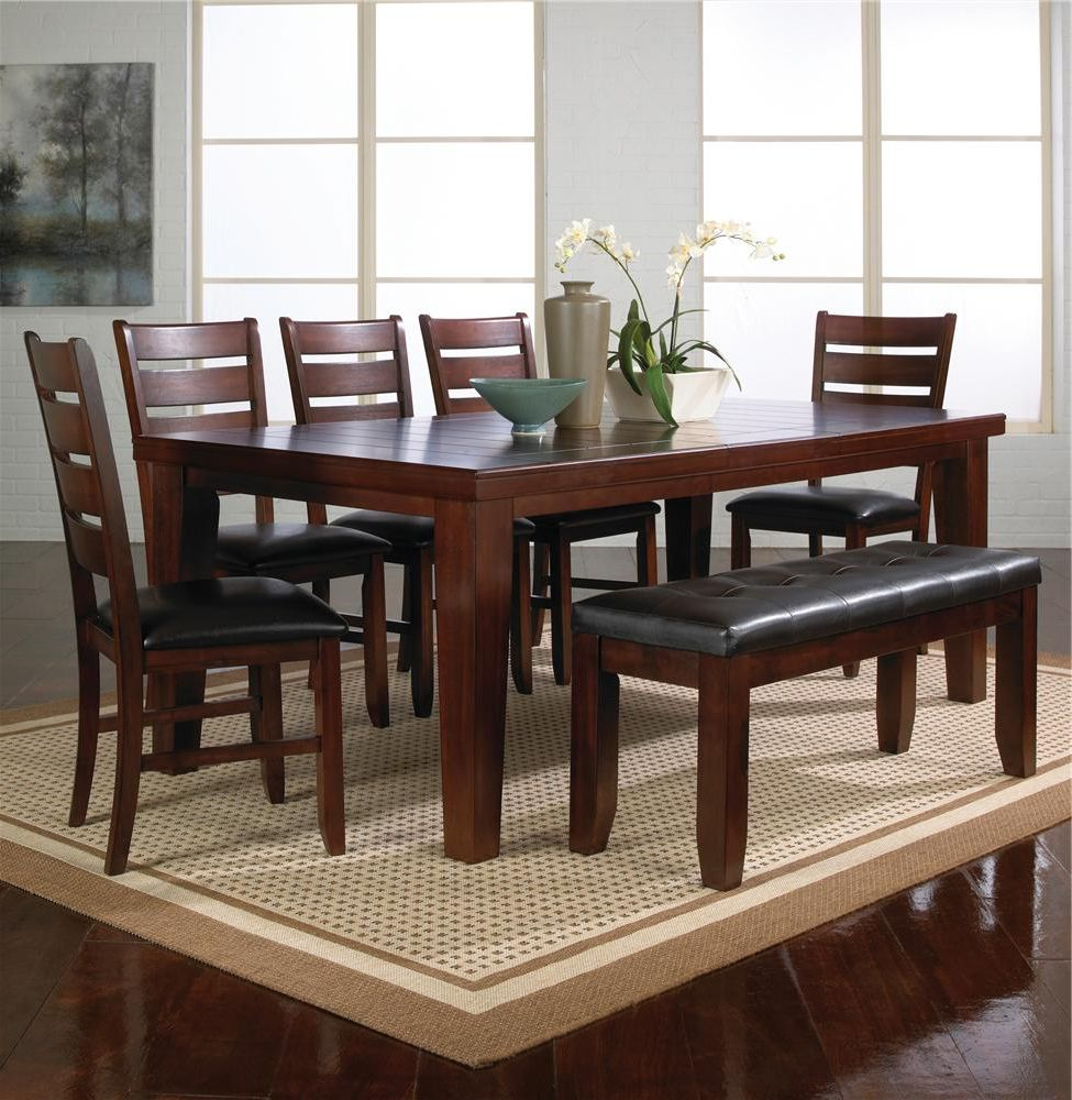 Bardstown Xtra 5 Piece Dinette Table And 4 Chairs 699 00 Table