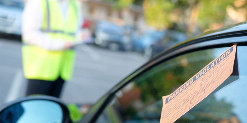 Do nonmoving violations affect insurance insurance