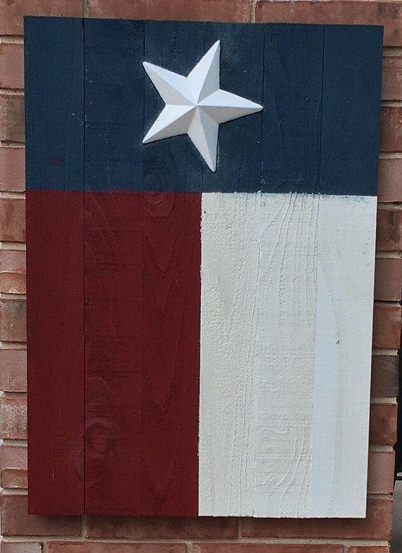 Rustic Texas Flag Wall Art By Jgwoodsmith On Etsy Rustic Texas Flag Wall Art Texas Flags