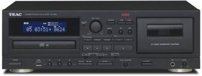 Teac AD-850-B – Platine CD