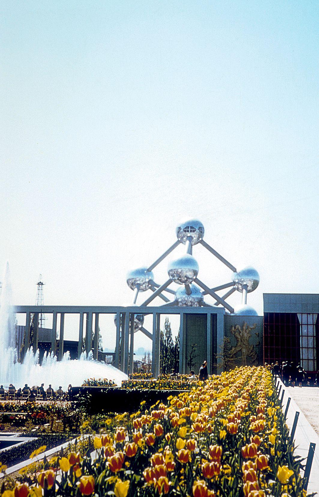 Belgium Square, Expo '58