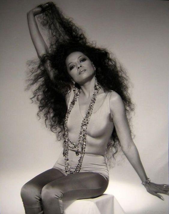 Diana Ross This Woman Can Wear Some Weaves I Love It Get It Ms
