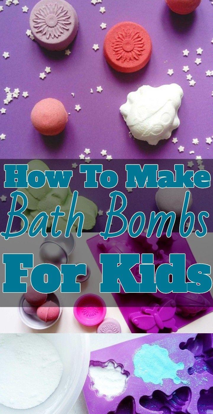 Diy bath bombs for kids diy bath bombs recipe kids