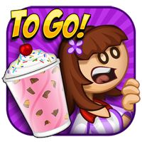 Free Online Papa S Freezeria For Kids On Gamebaby La Papa To Go Software Apps