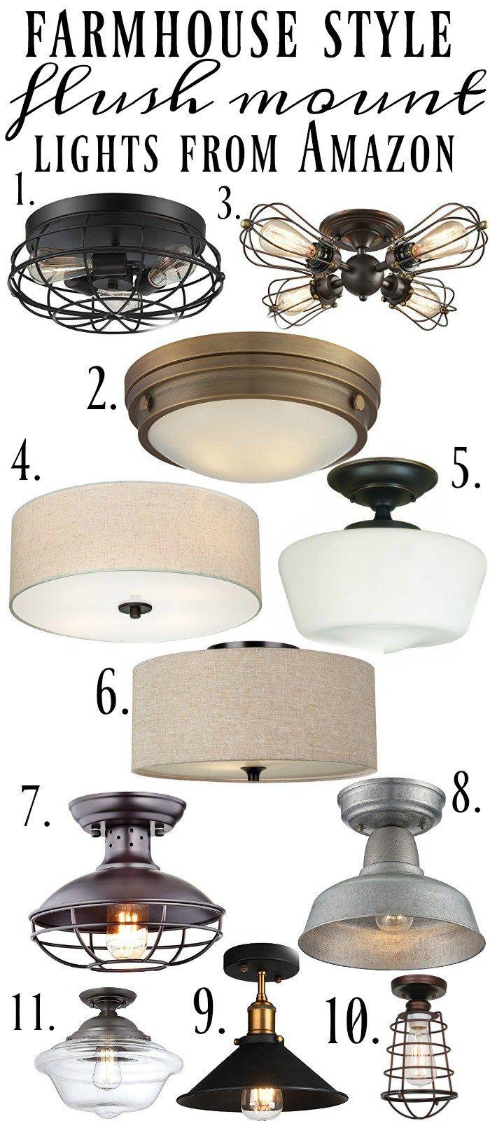 Farmhouse Style Bathroom Light Fixtures Flush Mount Lighting - Bathroom light fixtures that hang from ceiling