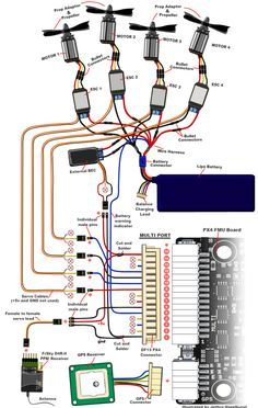 7e49890c255f8c200e234e7c2b8a5331 Quadcopter Wiring Diagram Manual on camera wiring, pid controller block, esc voltage, software flow, motor wiring,